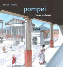 Pompeii. Ediz. inglese - Franco Bevilacqua - copertina