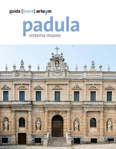 Padula. Sistema museo - copertina