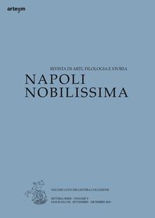 Napoli nobilissima. Rivista di arti, filologia e storia. Settima serie (2019). Vol. 5\3: Settembre-dicembre. - copertina