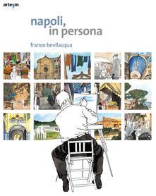 Napoli in persona - Franco Bevilacqua - copertina