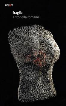 Fragile - Antonella Romano - copertina