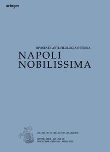 Napoli nobilissima. Rivista di arti, filologia e storia. Settima serie (2021). Vol. 7: Gennaio-aprile. - copertina