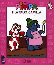 Pimpa e la talpa Camilla. Ediz. illustrata. Con DVD - Altan - copertina