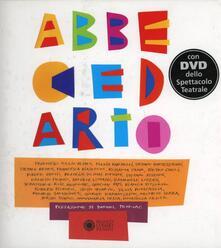 Abbecedario. Con DVD - copertina