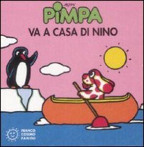 Libro Pimpa va a casa di Nino Tullio F. Altan