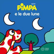 Pimpa e le due lune. Ediz. illustrata - Altan - copertina