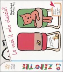 Voluntariadobaleares2014.es Lo vuoi il mio ciuccio? Ediz. illustrata Image