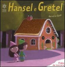 Hansel e Gretel - Hervé Le Goff - copertina