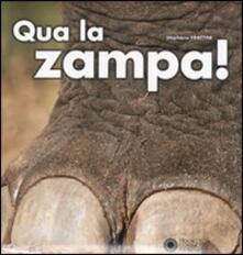 Qua la zampa! - Stéphane Frattini - copertina