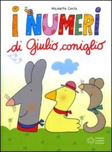 Libro I numeri di Giulio Coniglio. Con carte Nicoletta Costa