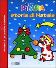 Librisulladiversita.it Pimpa. Storia di Natale. Ediz. illustrata. Con DVD Image