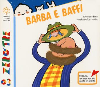 Libro Barba e baffi Emanuela Nava , Desideria Guicciardini