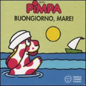 Libro Pimpa. Buongiorno, mare! Tullio F. Altan