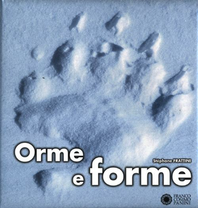 Libro Orme e forme Stéphane Frattini
