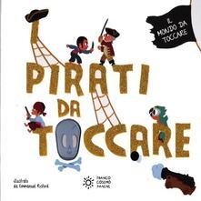 I pirati da toccare - Emmanuel Ristord - copertina