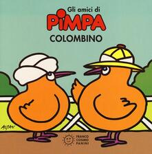Colombino. Gli amici di Pimpa. Ediz. illustrata - Altan - copertina