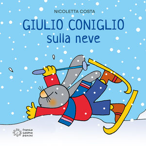 Foto Cover di Giulio Coniglio va sulla neve, Libro di Nicoletta Costa, edito da Franco Cosimo Panini