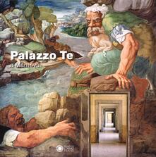 Palazzo Te a Mantova - Ugo Bazzotti - copertina
