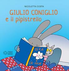 Listadelpopolo.it Giulio Coniglio e il pipistrello Image