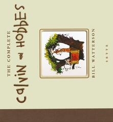 The complete Calvin & Hobbes. Vol. 7 - Bill Watterson - copertina