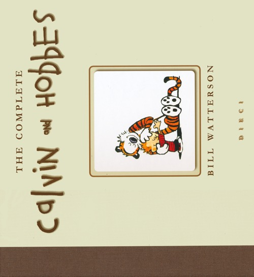 The complete Calvin & Hobbes. Vol. 10