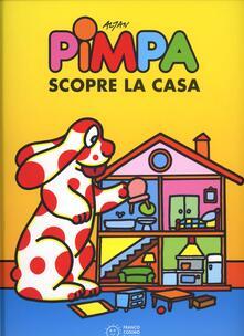 Pimpa scopre la casa. Ediz. illustrata.pdf