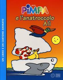 Winniearcher.com Pimpa e l'anatroccolo Alì. Con DVD Image