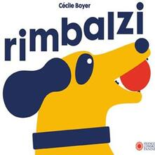 Rimbalzi - Cécile Boyer - copertina