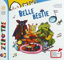 Winniearcher.com Belle bestie. Ediz. illustrata. Con CD Audio Image