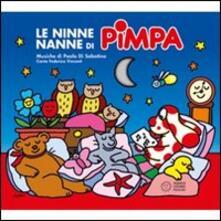 Le ninne nanne di Pimpa. Ediz. illustrata. Con CD Audio - Altan - copertina
