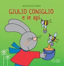 Giulio Coniglio e le api - Nicoletta Costa - copertina