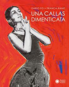 Una Callas dimenticata - Dario Fo,Franca Rame - copertina
