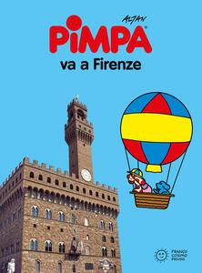Libro Pimpa va a Firenze Altan