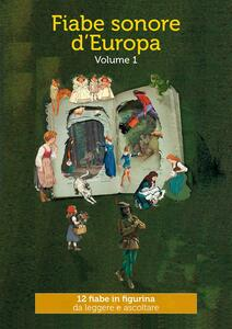 Fiabe sonore d'Europa. Vol. 1 - AA. VV. - ebook