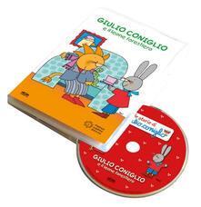 Antondemarirreguera.es Giulio Coniglio e il leone forestiero. Ediz. a colori. Con DVD video Image