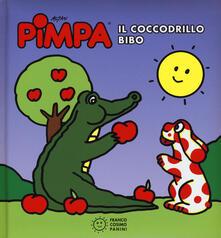 Pimpa. Il coccodrillo Bibo. Ediz. illustrata - Altan - copertina