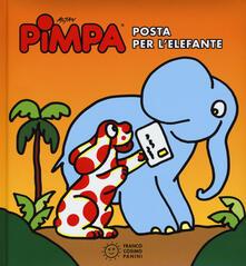 Librisulrazzismo.it Pimpa. Posta per l'elefante. Ediz. illustrata Image