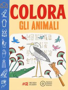 Fondazionesergioperlamusica.it Colora gli animali. Museo egizio Image