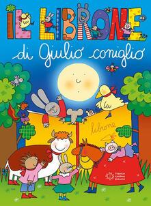 Il librone di Giulio Coniglio - Nicoletta Costa - copertina