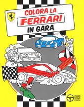 Colora la Ferrari in gara