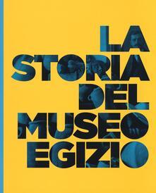 La storia del Museo egizio - Beppe Moiso - copertina