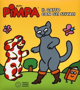 Pimpa. Il gatto con gli stivali. Ediz. illustrata