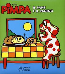 Pimpa. Il pane e il panino. Ediz. illustrata - Altan - copertina