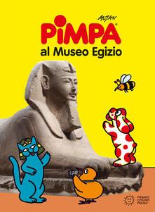Pimpa va al Museo egizio - Altan - copertina