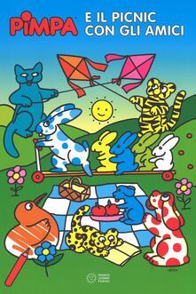 Secchiarapita.it Pimpa e il picnic con gli amici. Ediz. illustrata Image