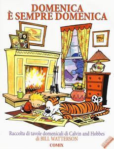 Domenica è sempre domenica. Raccolta di tavole domenicali di Calvin and Hobbes
