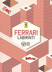 Squillogame.it Ferrari. Labirinti Image