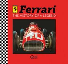 Filmarelalterita.it Ferrari. The history of a legend. Ediz. a colori Image