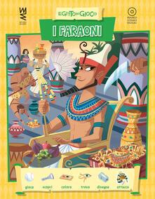 Camfeed.it I faraoni. Ediz. a colori Image
