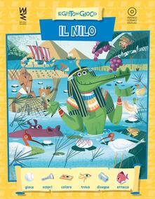 Il Nilo. Ediz. a colori - copertina